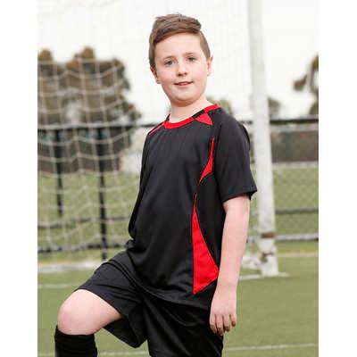Kids Shoot Soccer Tee