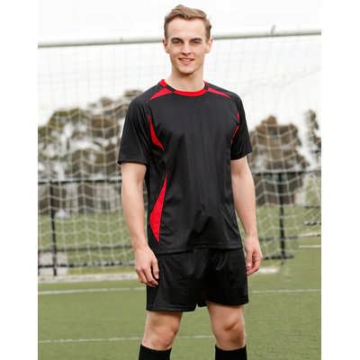 Adult Shoot Soccer Tee