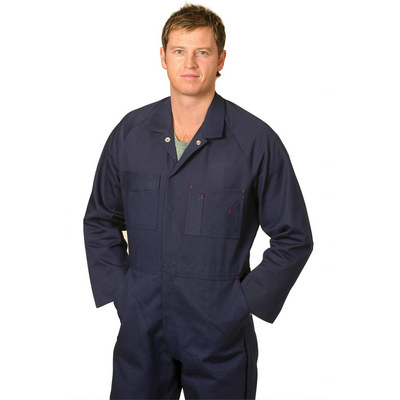 Mens Coverall Stout Size
