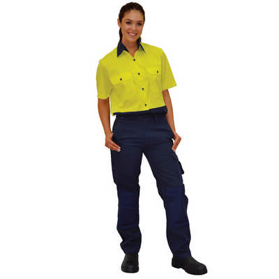 Ladies Durable Work Pants
