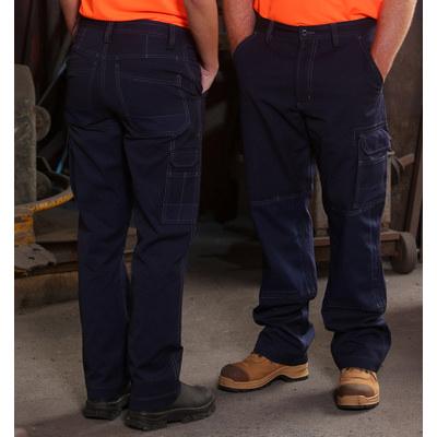 Cordura Semi-Fitted Cordura Work Pants