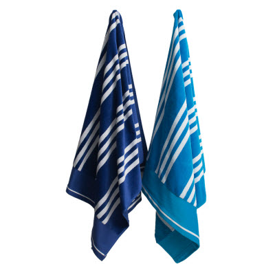 Bright Stripe Beach Towel CB108_SIM