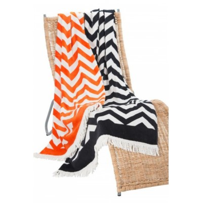 ZigZag Beach towel