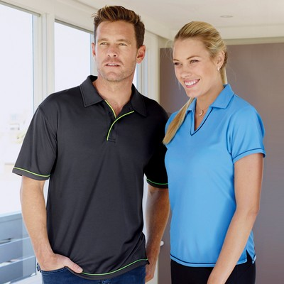 Mens Cool Dry Polo
