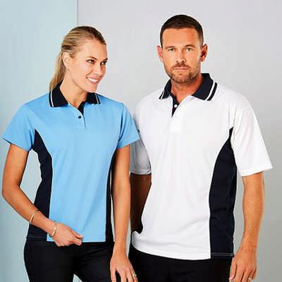 Mens Active Polo