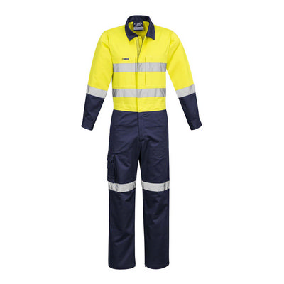 Syzmik Mens Rugged Cooling Taped Overall