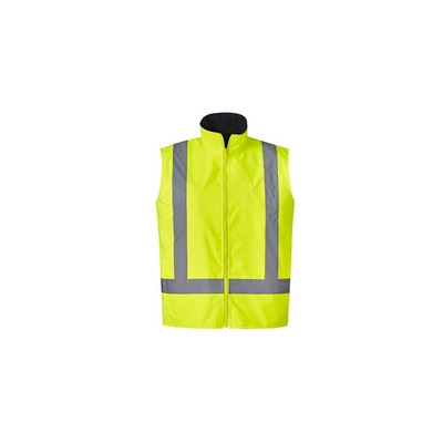 Syzmik Mens Hi Vis Basic 4 in 1 Waterproof Jacket