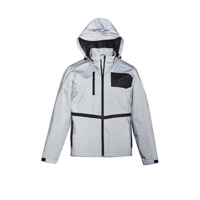 Syzmik Unisex Streetworx Reflective Waterproof Jacket