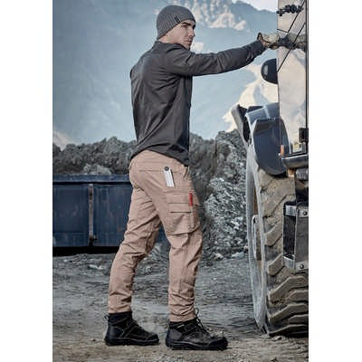 Mens Streetworx Curved Cargo Pant