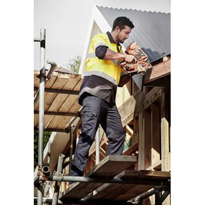 Mens Lightweight Drill Cargo Pant