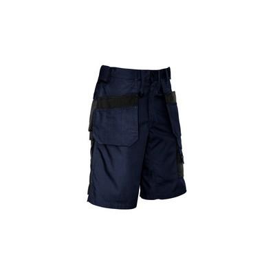 Syzmik Mens Ultralite Multi-Pocket Short