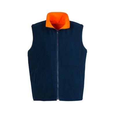 Syzmik Mens Hi Vis Waterproof Lightweight Vest
