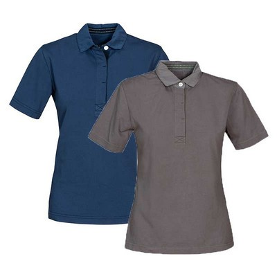 Amherst Lady 100% combed cotton polo