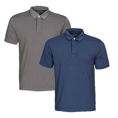 Amherst Men 100% combed cotton polo