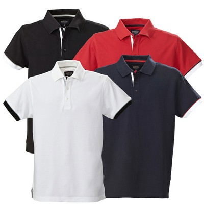 Anderson 100% cotton polo, ladies