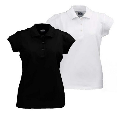 Birdie 95% Cotton 5% lycra polo, ladies