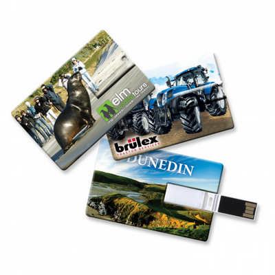 Credit Card Flash Drive 16GB