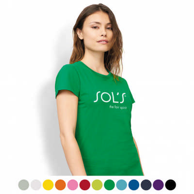 SOLS Imperial Womens T-Shirt