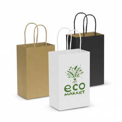 Paper Carry Bag - Small - (printed with 1 colour(s))