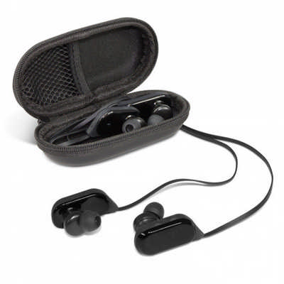 Sport Bluetooth Earbuds - (printed with 1 colour(s)) 110098_TRDZ