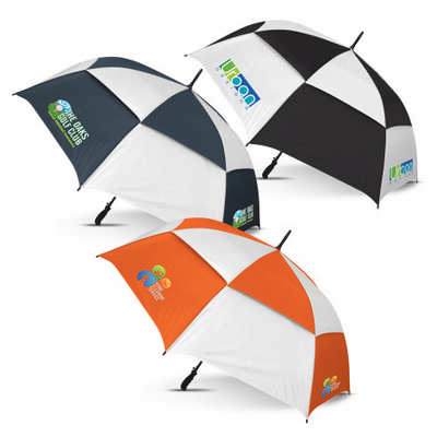 Trident Sports Umbrella - Checkmate - (printed with 1 colour(s)) 110405_TRDZ