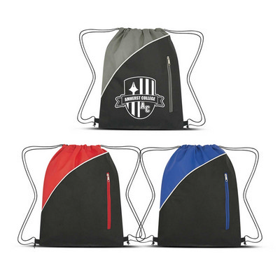 Non Woven Peyton Sports Pack - (printed with 1 colour(s)) 111411_TRDZ