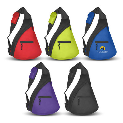 Budget Sling Backpack - (printed with 1 colour(s))