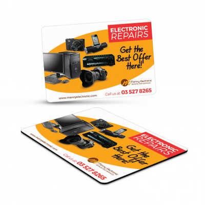 Fridge Magnet 130 x 90mm - Rectangle (112298_TRDZ)