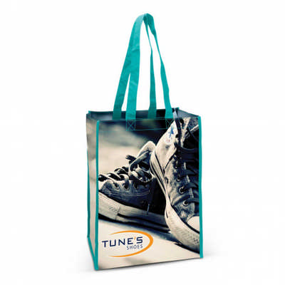 Anzio Cotton Tote Bag - (printed with 4 colour(s))
