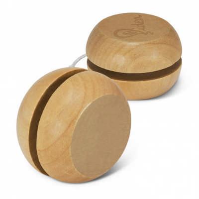 Wood Yoyo (113591_TRDZ)