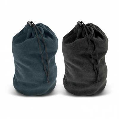 Polar Fleece Drawstring Bag