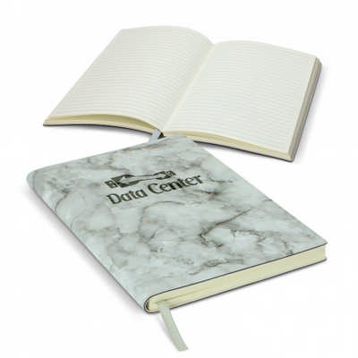 Marble Soft Cover Notebook