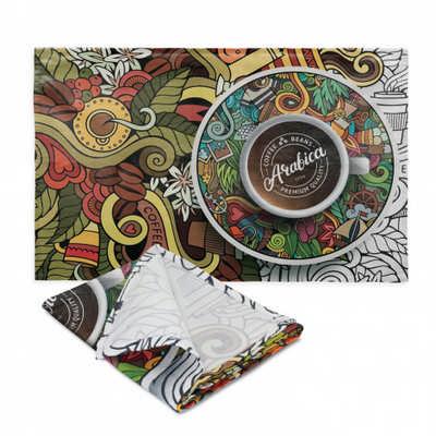 Bistro Cotton Tea Towel (115914_TRDZ)