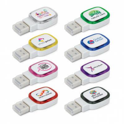 Zodiac 4GB Flash Drive (116038_TRDZ)