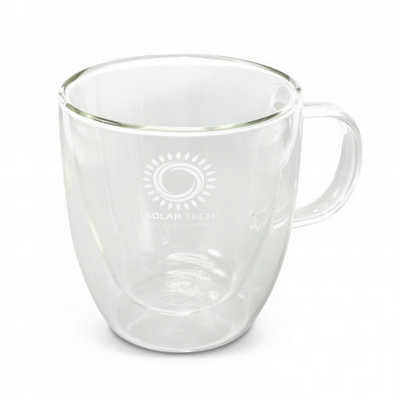 Riviera Double Wall Glass Cup