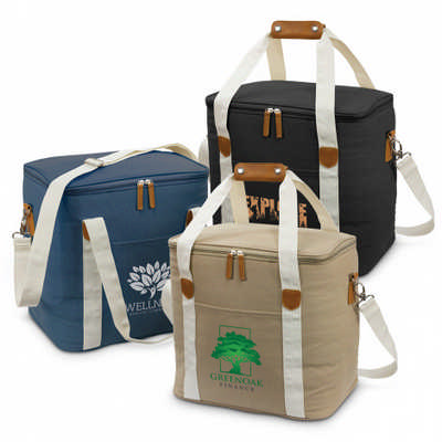 Canvas Cooler Bag - (printed with 1 colour(s))