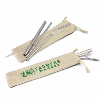 Stainless Steel Straw Set (116751_TRDZ)