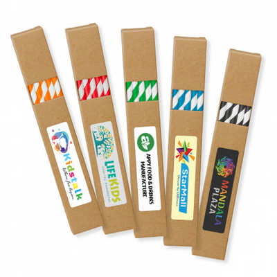 Paper Drinking Straws (116798_TRDZ)