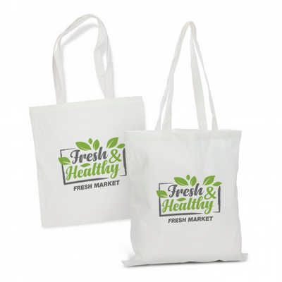Bamboo Tote Bag - (printed with 1 colour(s))