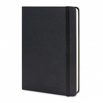 Moleskine Leather Hard Cover Notebook - Large