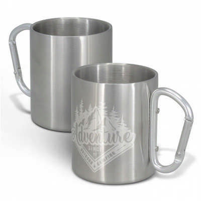 Carabiner Coffee Mug