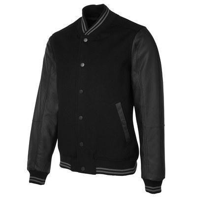 Jbs Art Leather Baseball Jacket  3BLJ_JBS