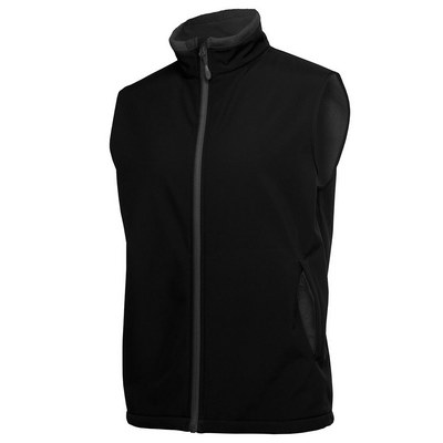 PDM WATER RESISTANT SOFTSHELL VEST