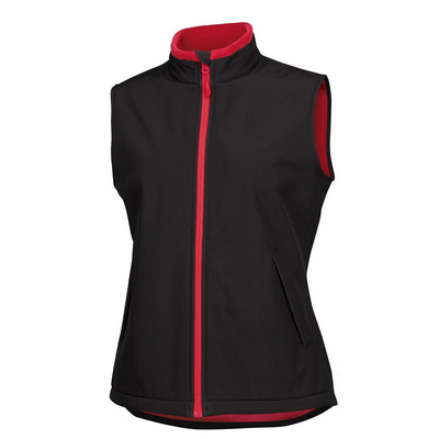 Pdm Lds Water Resistant Softshell Vest