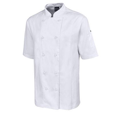 JBs S/S Vented Chefs Jacket  5CVS_JBS