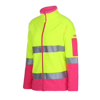 JBs Ladies Hv (D+N) Softshell Jacket