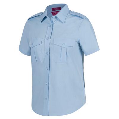JBs Ladies SS Epaulette Shirt