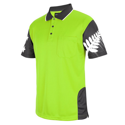 JB`S HV NZ FERN POLO