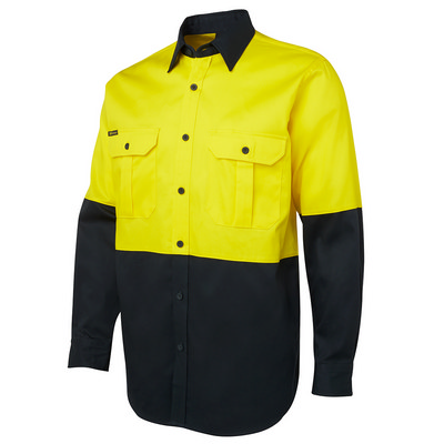 Jbs Hv Ls 190g Shirt  6HWL_JBS