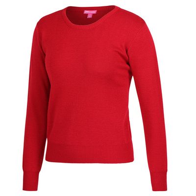 Jbs Ladies Corporate Crew Neck Jumper  6J1CN_JBS